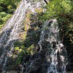龍双ヶ滝〜日本の滝100選(池田町)